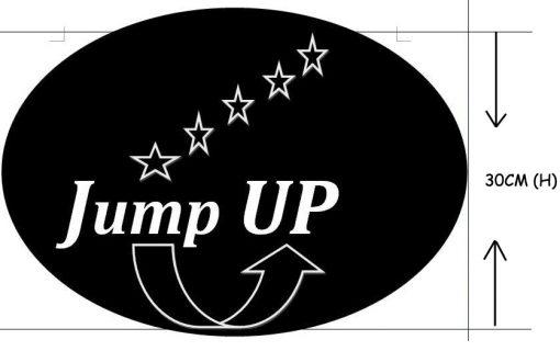Logo Jump Up