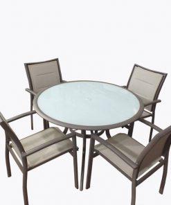 שולחן אלומיניום