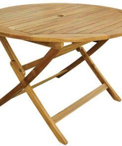 שולחן עץ שיטה