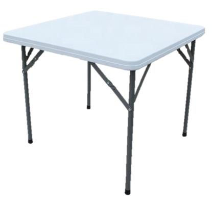שולחן מתקפל מרובע 86