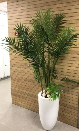 עצי דקל טבעות מלאכותי