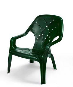 כיסא כתר פלסטיק KERENS
