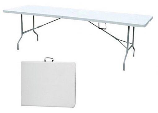 שולחן אירוח מתקפל FOLD&GO