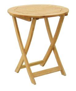 שולחן עגול 70 ס מ