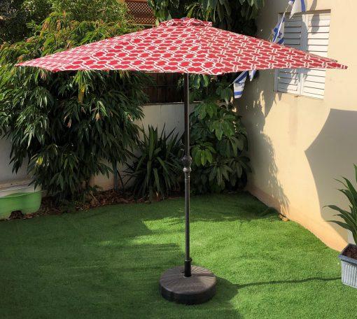"""שמשיה לגינה ולחצר דגם Playa מידה 330 ס""""מ"""